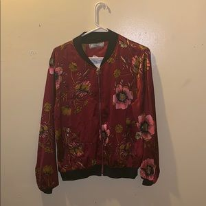 Style House, floral light jacket
